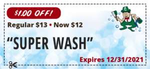 super wash coupon